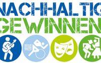 nachhaltig gewinnen- green event